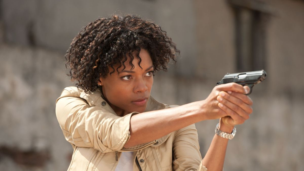 """Exclusive: Naomie Harris teases Moneypenny's role in Bond 25: """"She's matured somewhat"""""""