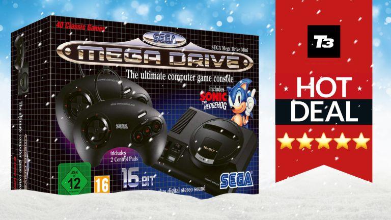 Sega Mega Drive Mini Christmas gift gaming deals