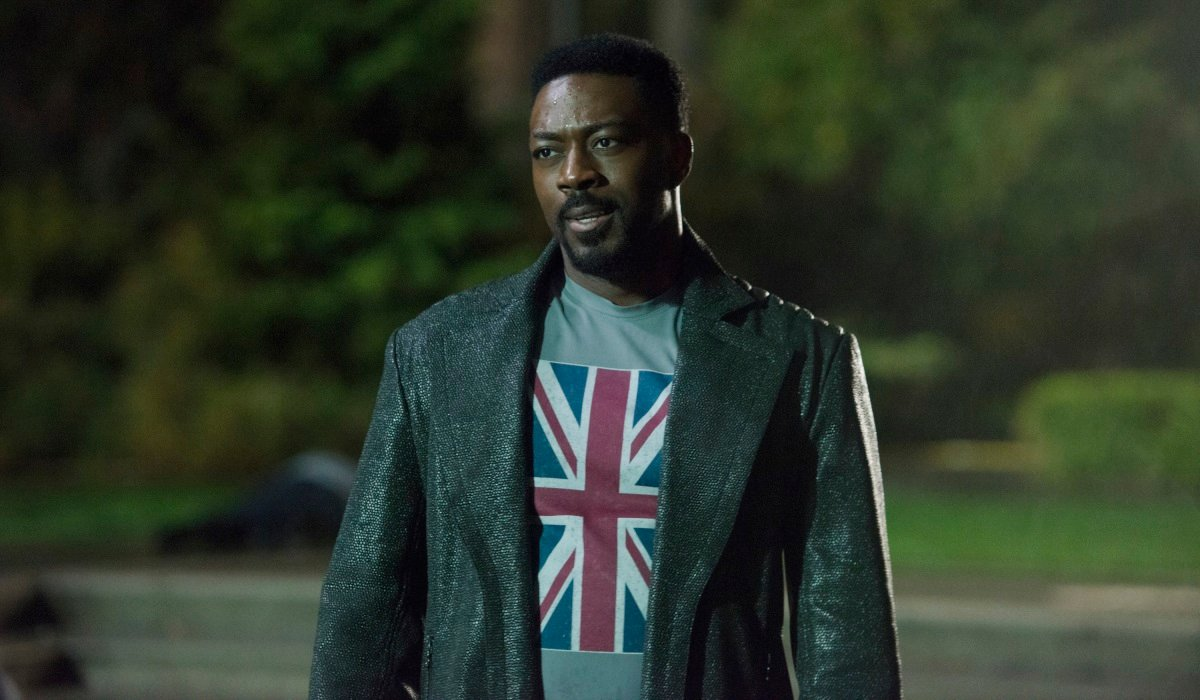 David Ajala Manchester Black Supergirl The CW