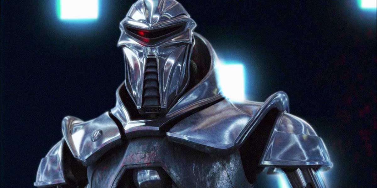 Cylon from Battlestar Galactica TV series