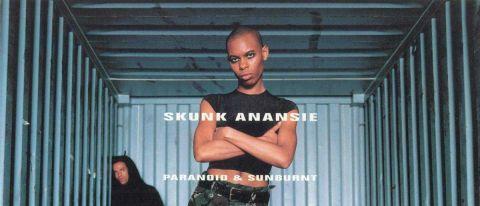 Skunk Anansie: Paranoid & Sunburnt cover art