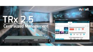VuWall has released an update to its TRx Centralized Multi-Video Wall Management System, version 2.5.