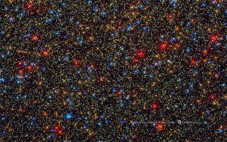 Globular Star Cluster Omega Centauri