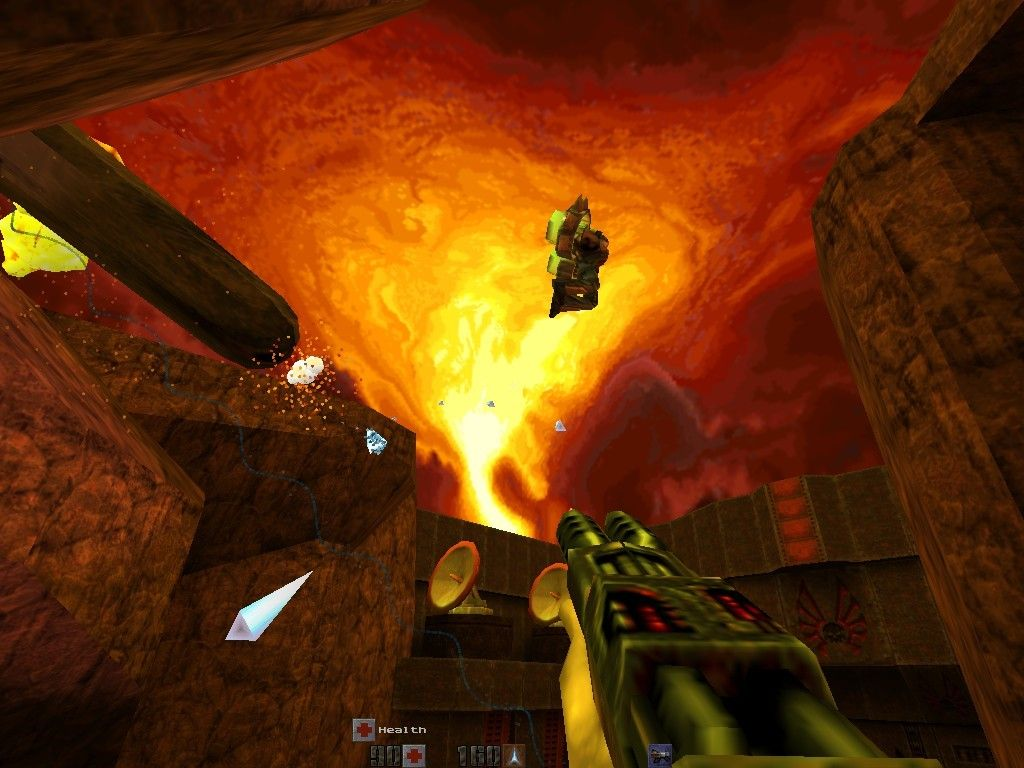 Quake 2 is currently free on the Bethesda launcher, Quake 3 follows next week