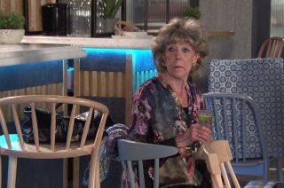 Audrey Roberts is left fuming after an underwhelming party.