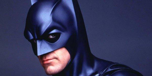 Clooney at Batman