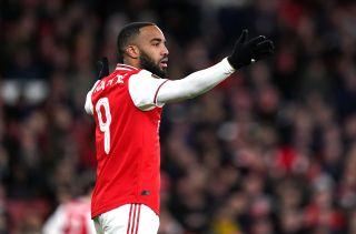 Arsenal v Olympiakos – UEFA Europa League – Round of 32 – Second Leg – Emirates Stadium