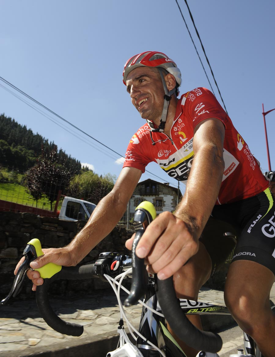 Juan Jose Cobo, Vuelta a Espana 2011, stage 18