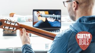 You have less than 48 hours to bag a free acoustic guitar with a Guitar Tricks annual subscription