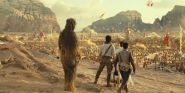 Star Wars: The Rise Of Skywalker's Desert Planet Could Have Looked Very Different