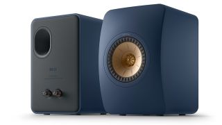 KEF LS50 Meta speakers named after innovative new absorption technology