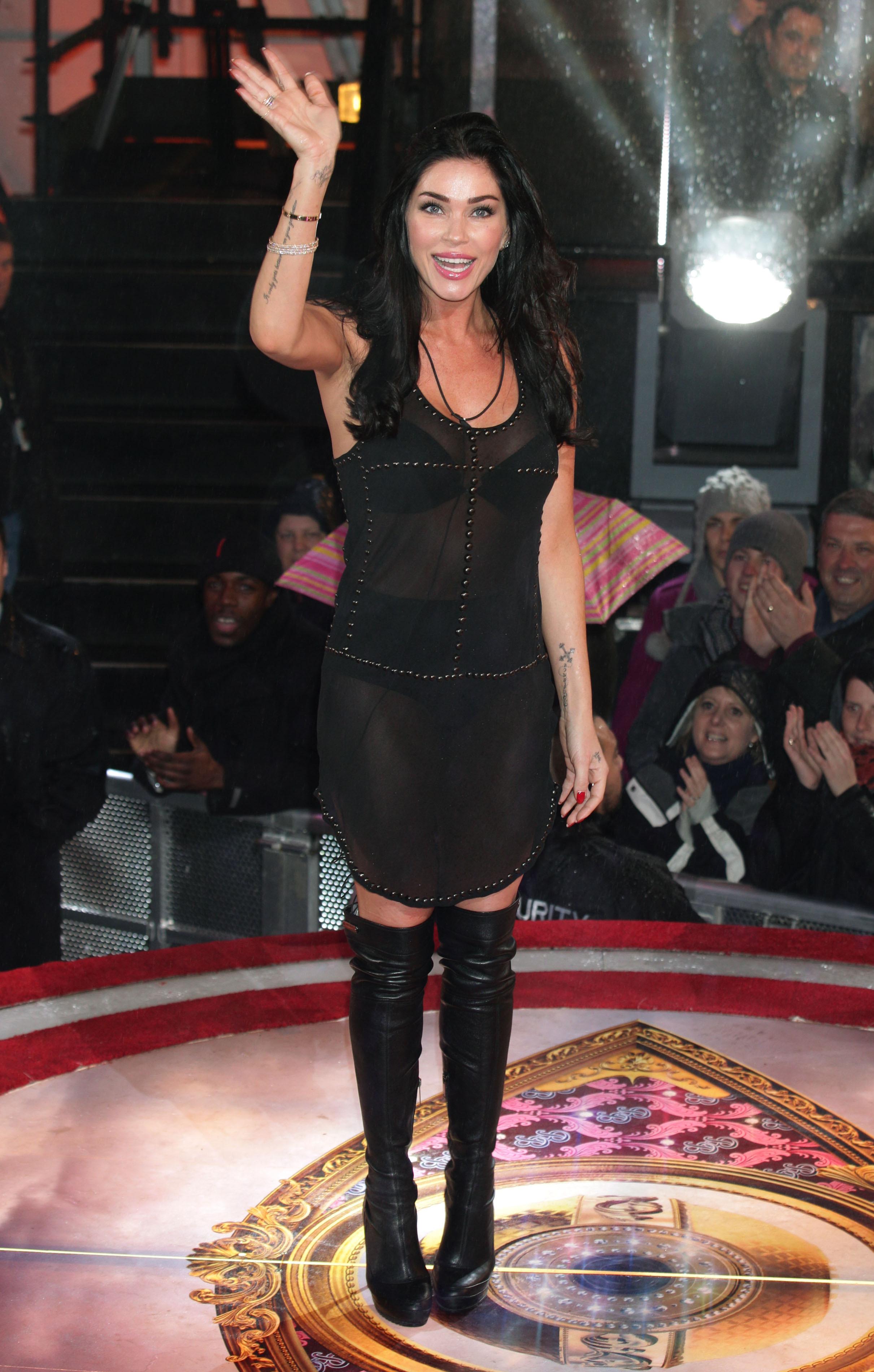 Celebrity Big Brother 2 (UK) | Big Brother Wiki | FANDOM ...