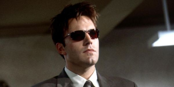 Ben Affleck as Matt Murdock in Daredevil