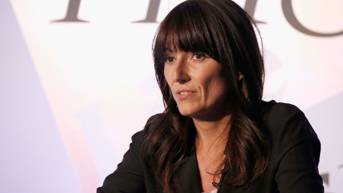 Davina McCall reveals she was warned against talking about her experiences of menopause - as it could damage her career