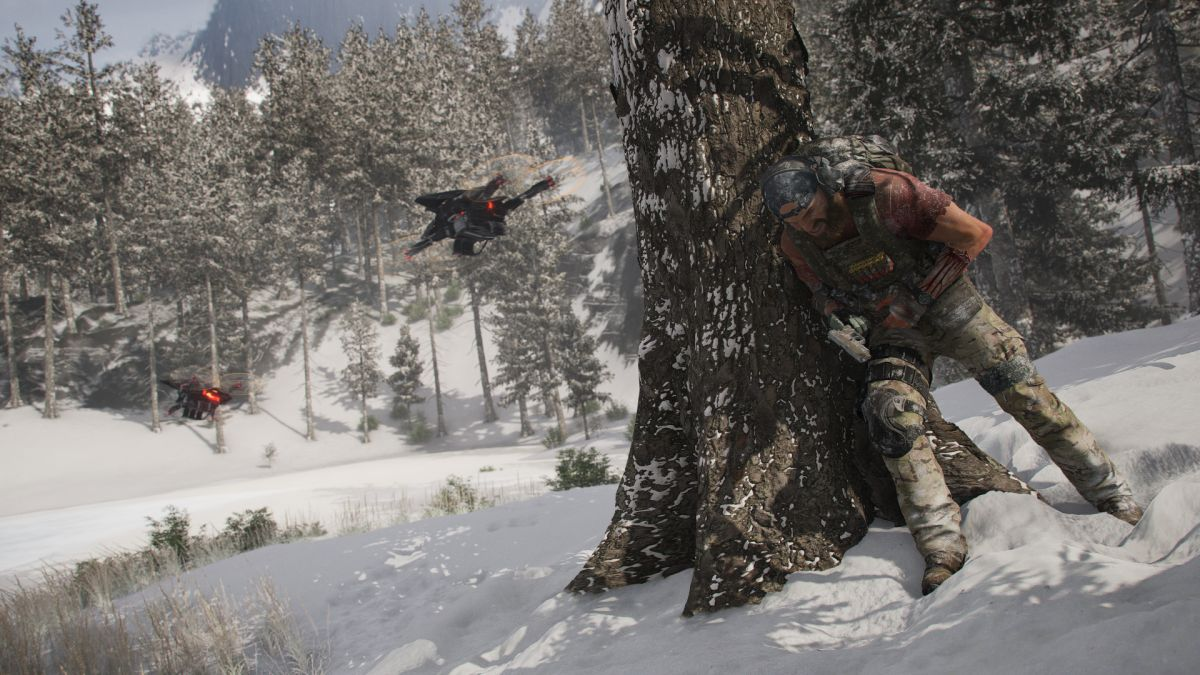 Ghost Recon Breakpoint is more about survival than Wildlands