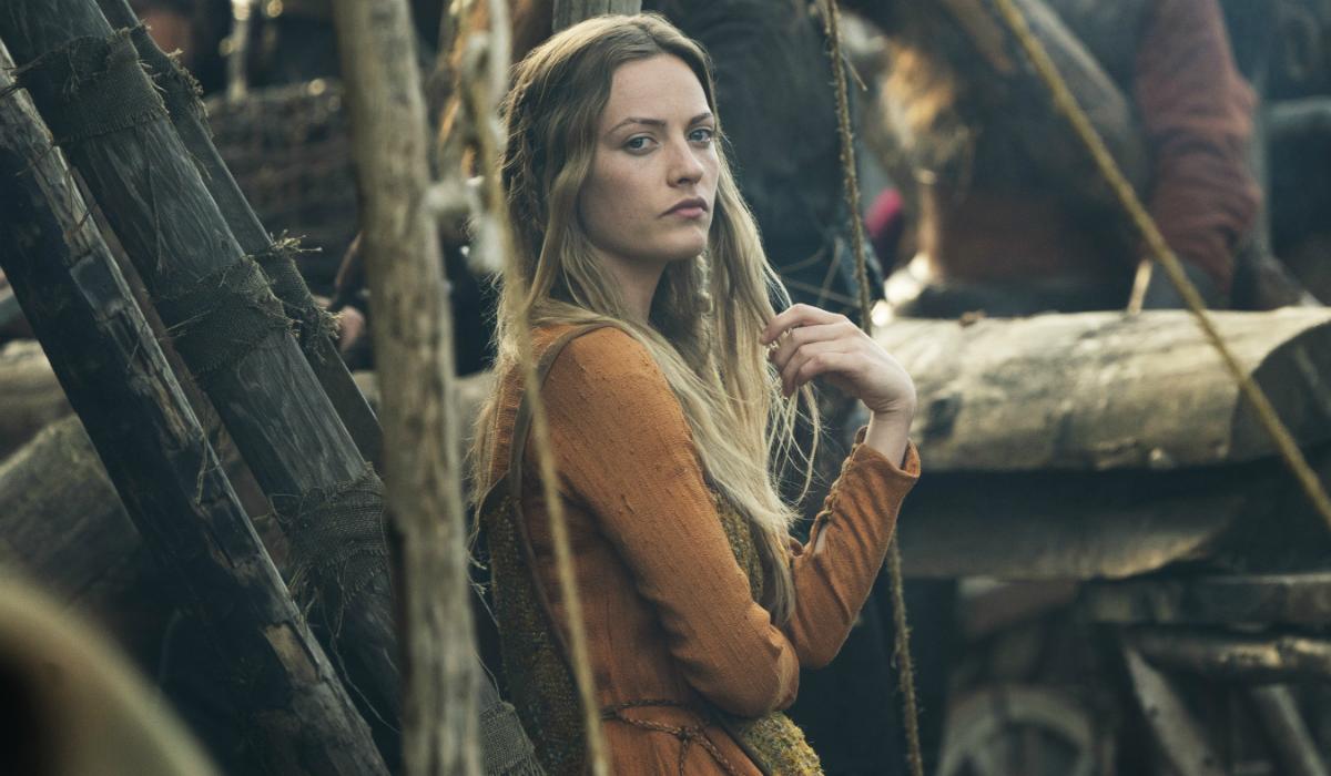 Vikings Lucy Martin Ingrid History