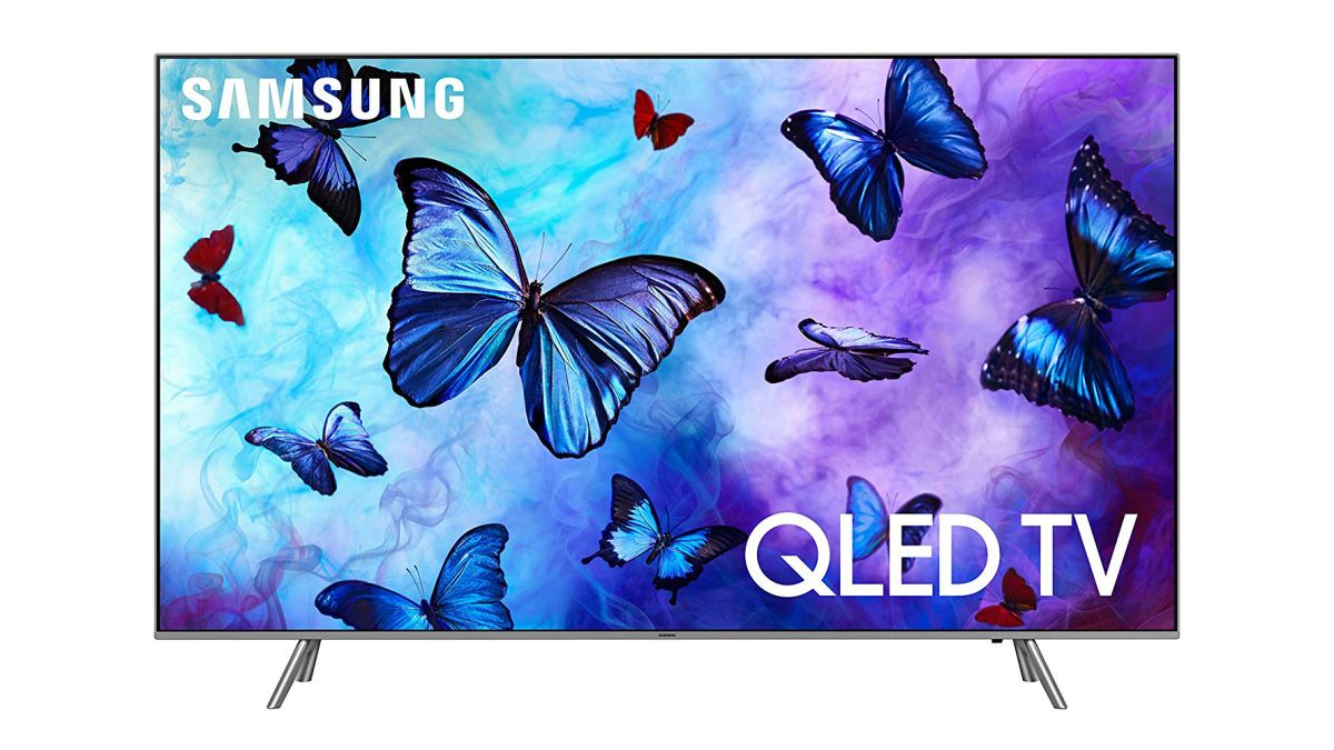 Yikes! Samsung's beautiful QLED TV is less than $700... and it's great for 4K gaming