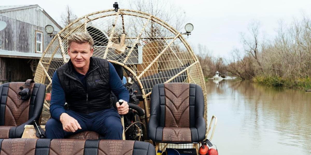 Gordon Ramsay on Gordon Ramsay: Uncharted