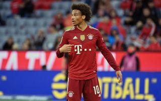 Bayern Munich winger Leroy Sane