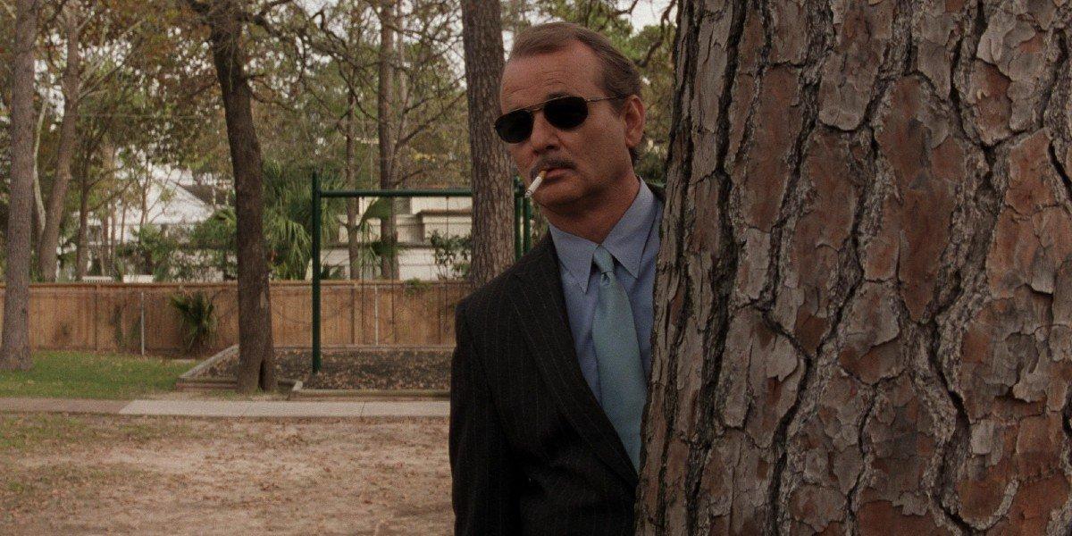 Bill Murray in Rushmore