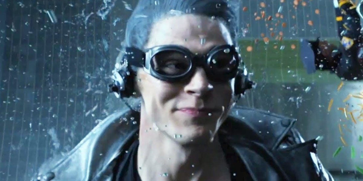 Evan Peters in X-Men: Days of Future Past