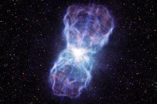 Black Hole Blast