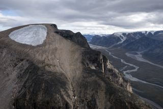 The shrinking ice of Baffin Island matches a trend of melt seen across the Arctic.