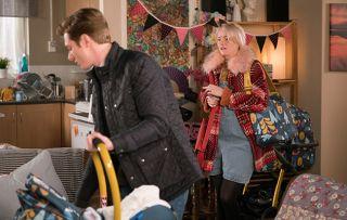 Coronation Street spoilers: Sinead Tinker and Daniel bring Bertie home
