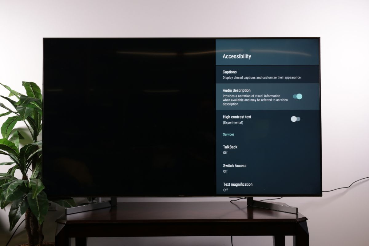 How to activate Voice Guide narration on your Sony TV - Sony