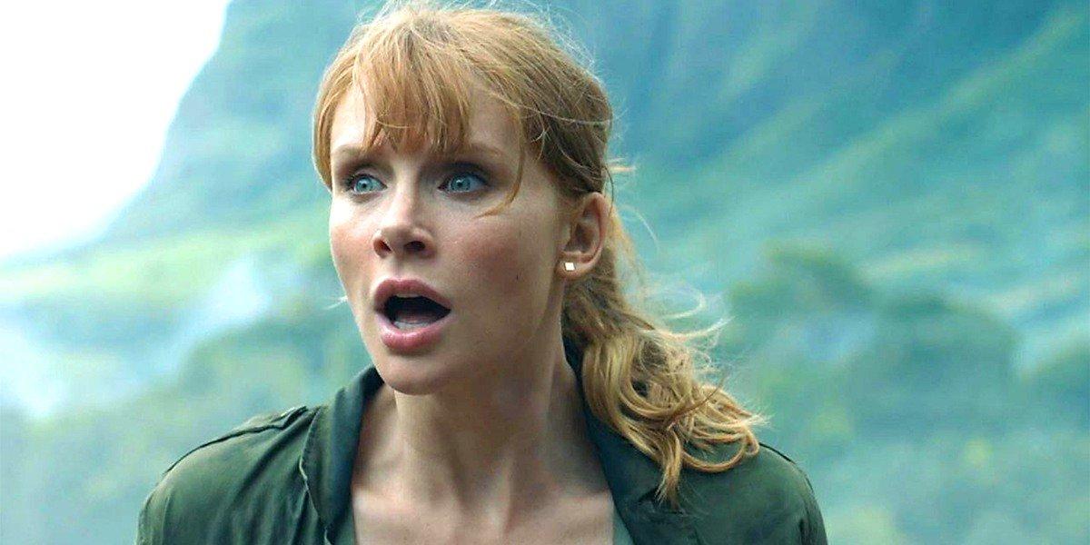 Bryce Dallas Howard in Jurassic World: Fallen Kingdom