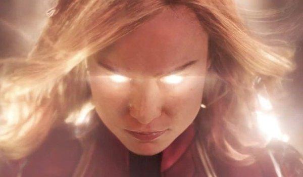 Captain Marvel Brie Larson goes full binary