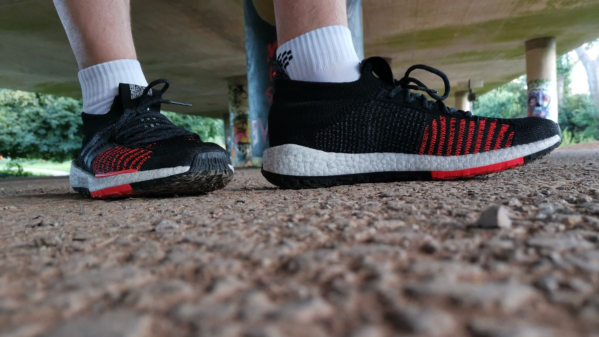 Adidas PulseBoost HD running trainers