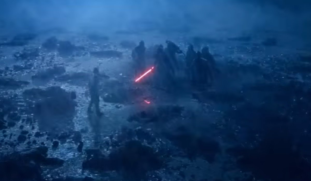 Knights of Ren Star Wars: The Force Awakens