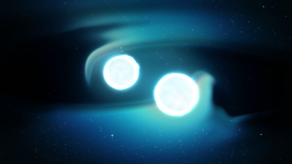 Ancient Neutron-Star Collision Produced Enough Gold and ...