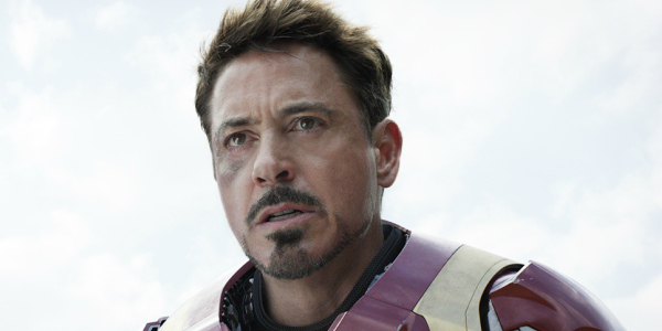 Robert Downey Jr. is Iron Man