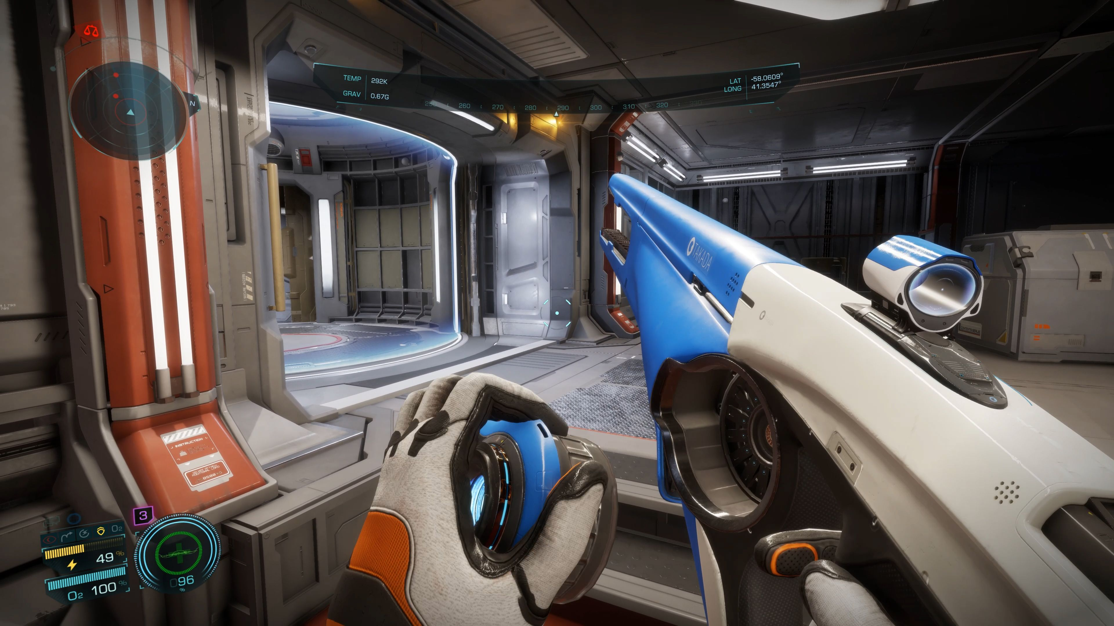 At long last, here is Elite Dangerous: Odyssey's first-person gameplay in action