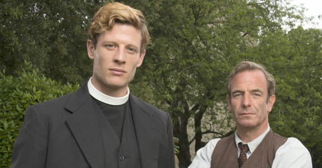 grantchester, James Norton