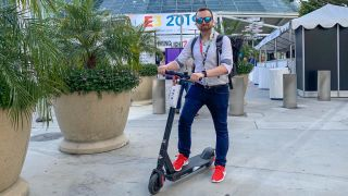 electric scooter to E3 2019