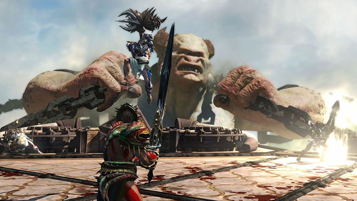 Love God of War? There's Still a Multiplayer Community