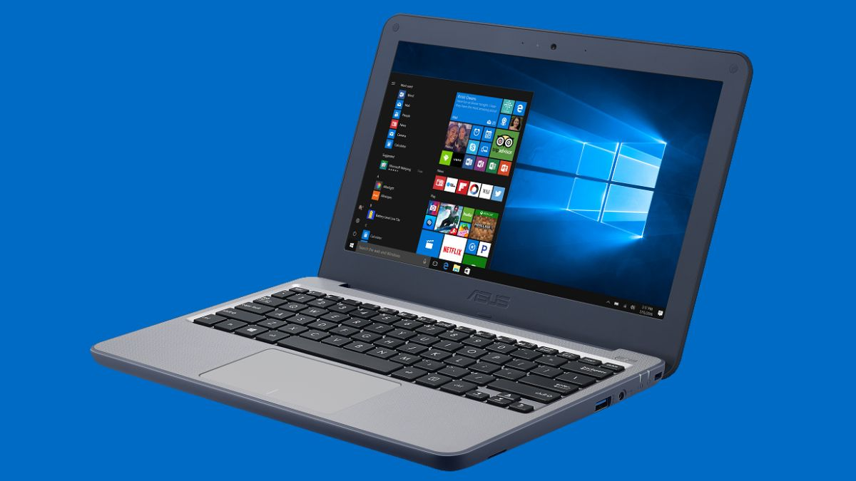 Asus S First Windows 10 S Laptop Is A Ruggedized Vivobook