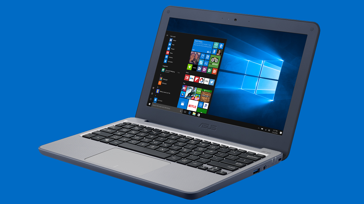 Asus's first Windows 10 S laptop is a ruggedized VivoBook for schools
