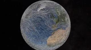 dynamic earth visualization