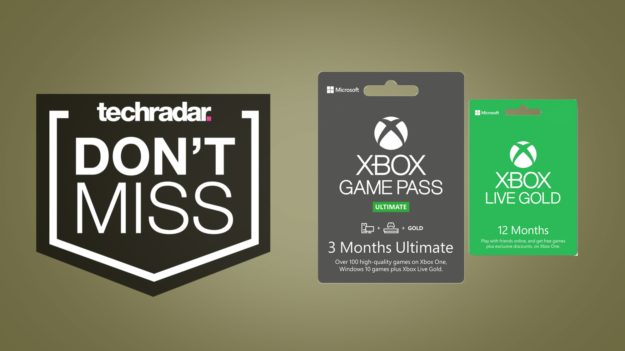 Game Pass Ultimate Deals Can Save You Up To 63 This Week Techradar