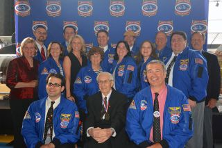 Space Camp Hall of Fame 2014 Induction Ceremony