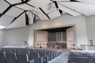 Martin Audio Tops Off New Church Install By Genesis Technology