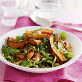 Roasted Butternut Quinoa Recipe-Food-vegtarian recipes-Recipes-July 10-Woman and Home