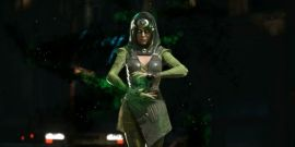 New Injustice 2 Video Shows Off Enchantress' Powers