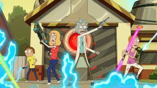 Rick and Morty season 5 Diane