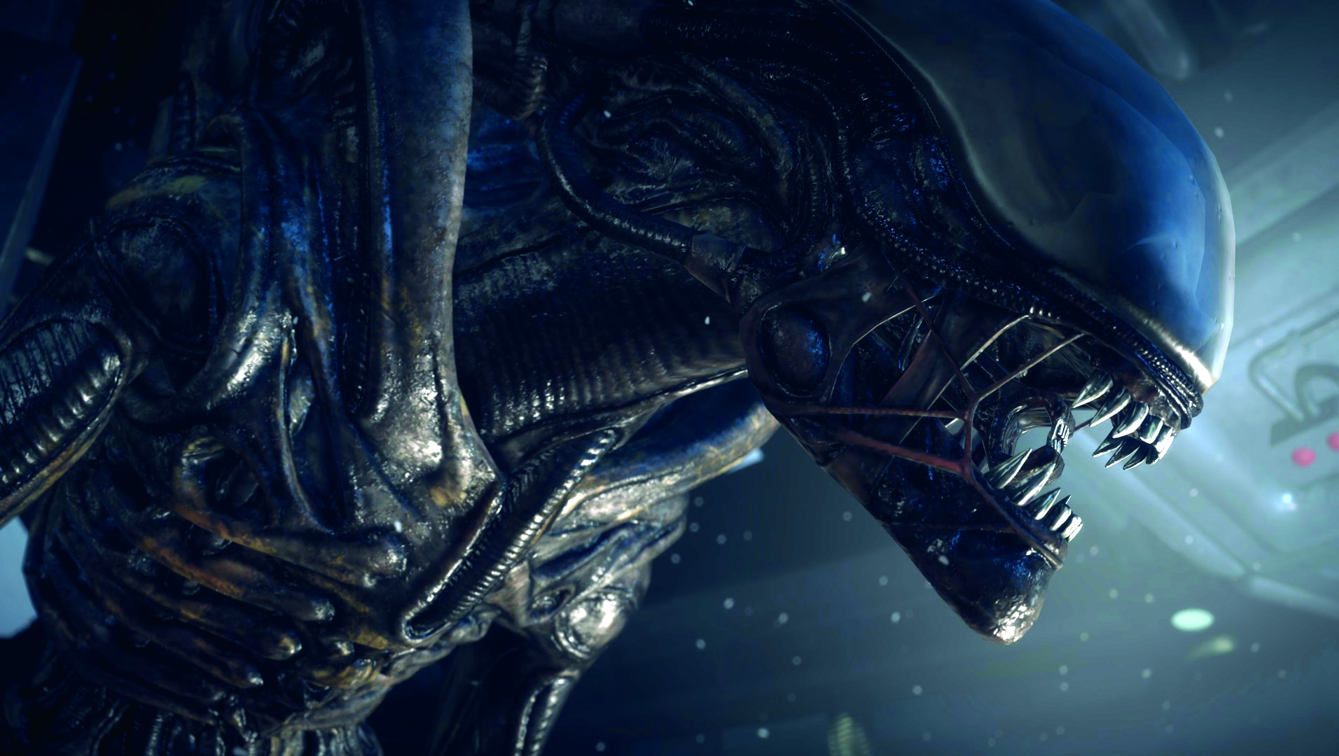 Great moments in PC gaming: Meeting the xenomorph in Alien Isolation