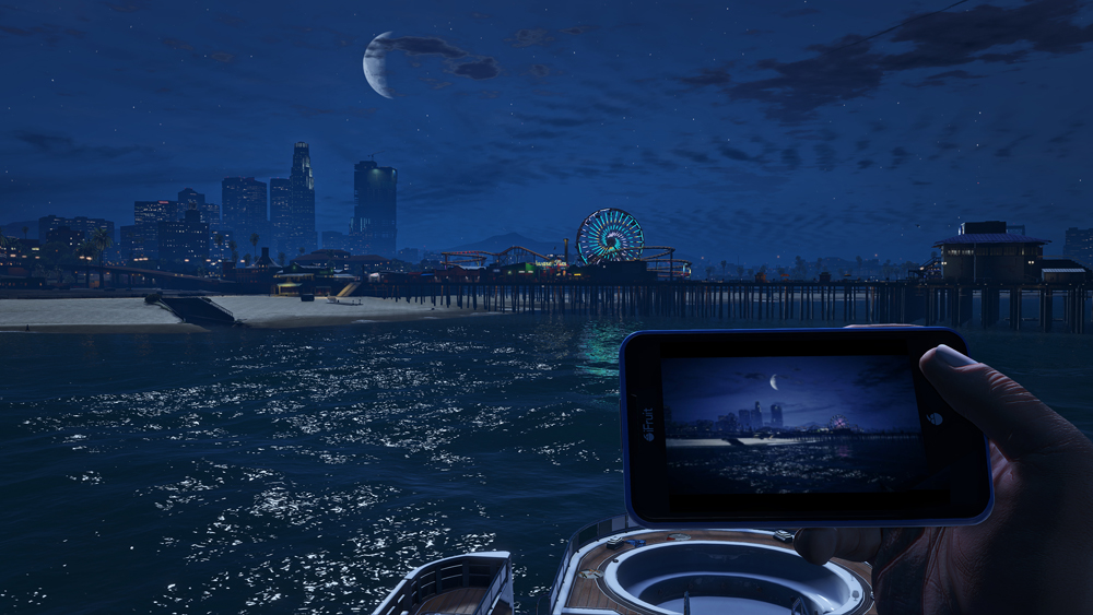GTA 5 PC Screenshots Show Off Updated Graphics #32609